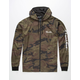 PRIMITIVE Arch Camo Mens Windbreaker Jacket