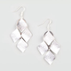 FULL TILT Diamond Dust Chain Earrings