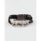 FULL TILT Crystal Stone Wrap Bracelet