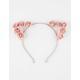FULL TILT Floral Cat Ears Headband