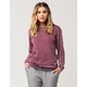 PROJECT KARMA Burnout Womens Sweatshirt