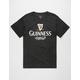 GUINNESS Logo Signature Mens T-Shirt