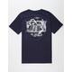 ASPHALT YACHT CLUB Tri Floral Mens T-Shirt