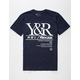 YOUNG & RECKLESS Star Shooter Mens T-Shirt