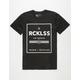 YOUNG & RECKLESS Ambassador Mens T-Shirt