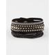 FULL TILT Stud Chain Wrap Bracelet
