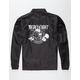 REBEL8 Worldwide Distro Mens Coach Jacket
