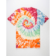 GRIZZLY Tie Dye Mens Pocket Tee