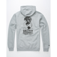 GRIZZLY World Domination Mens Hoodie