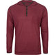 IMPERIAL MOTION Franco Mens Lightweight Henley Hoodie