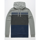 SHOUTHOUSE Divided Lines Mens Lightweight Hoodie
