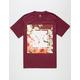 ASPHALT YACHT CLUB Box Floral Mens T-Shirt