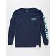 DIAMOND SUPPLY CO. Rock Logo Boys T-Shirt