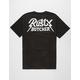 RUSTY BUTCHER Bolts Mens T-Shirt