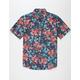RETROFIT Big Floral Mens Shirt