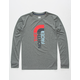 THE NORTH FACE Reaxion Boys Long Sleeve T-Shirt