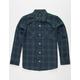 RVCA Payne II Boys Flannel Shirt