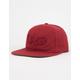 LRG Branded Mens Snapback Hat