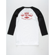 VANS Original Boys Baseball Tee