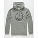 CAPTAIN FIN Special Forces Mens Hoodie