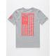 UNDER ARMOUR Freedom Flag Tech Boys T-Shirt
