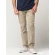 LEVI'S 502 True Chino Regular Taper Fit Mens Jeans