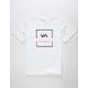 RVCA Stringer All The Way Boys T-Shirt