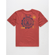 RVCA Stacks Boys T-Shirt