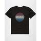 RVCA Motors Lined Boys T-Shirt