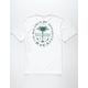 RVCA Anchor Palm Boys T-Shirt