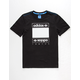 ADIDAS Art Of Mesh Boys T-Shirt
