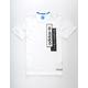 ADIDAS Linear Overlay Boys T-Shirt