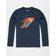 THE NORTH FACE Logo Boys T-Shirt