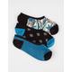 VANS 3 Pack Jet Bug Canoodle Womens Socks