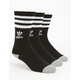 ADIDAS Originals 3 Pack Roller Boys Crew Socks