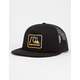 QUIKSILVER Graffed Mens Trucker Hat