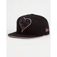 METAL MULISHA Shocker Womens Snapback Hat