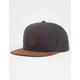 VOLCOM Quarter Fabric Mens Snapback Hat