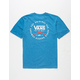 VANS Original Rubber Co. Boys T-Shirt