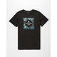 QUIKSILVER Shady Hex Boys T-Shirt