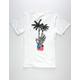 QUIKSILVER Peace Palms Boys T-Shirt