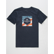 QUIKSILVER Stars And Stripes Boys T-Shirt