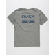 RVCA Hat Patch Boys T-Shirt