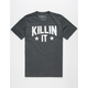 RIOT SOCIETY Killin It Mens T-Shirt