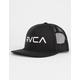 RVCA Foamy Boys Trucker Hat