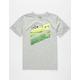 HURLEY Icon Slash Lagoon Boys T-Shirt