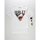 HURLEY Open Jaws Boys T-Shirt