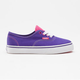 VANS Multi Pop Authentic Girls Shoes