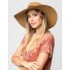 Wide Brim Womens Boater Hat
