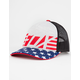 FOX Red White & True Womens Trucker Hat